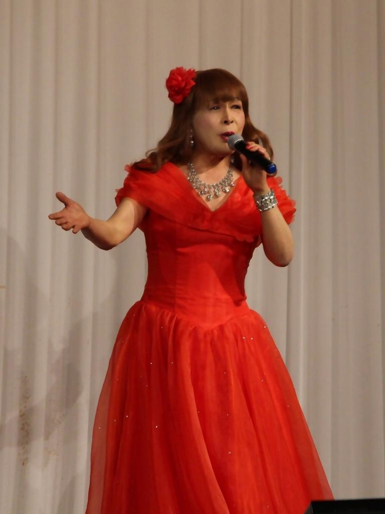 赤ドレス舞台B(5)