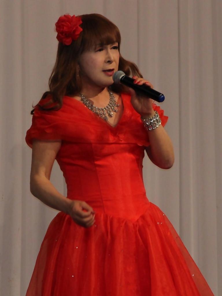 赤ドレス舞台B(6)