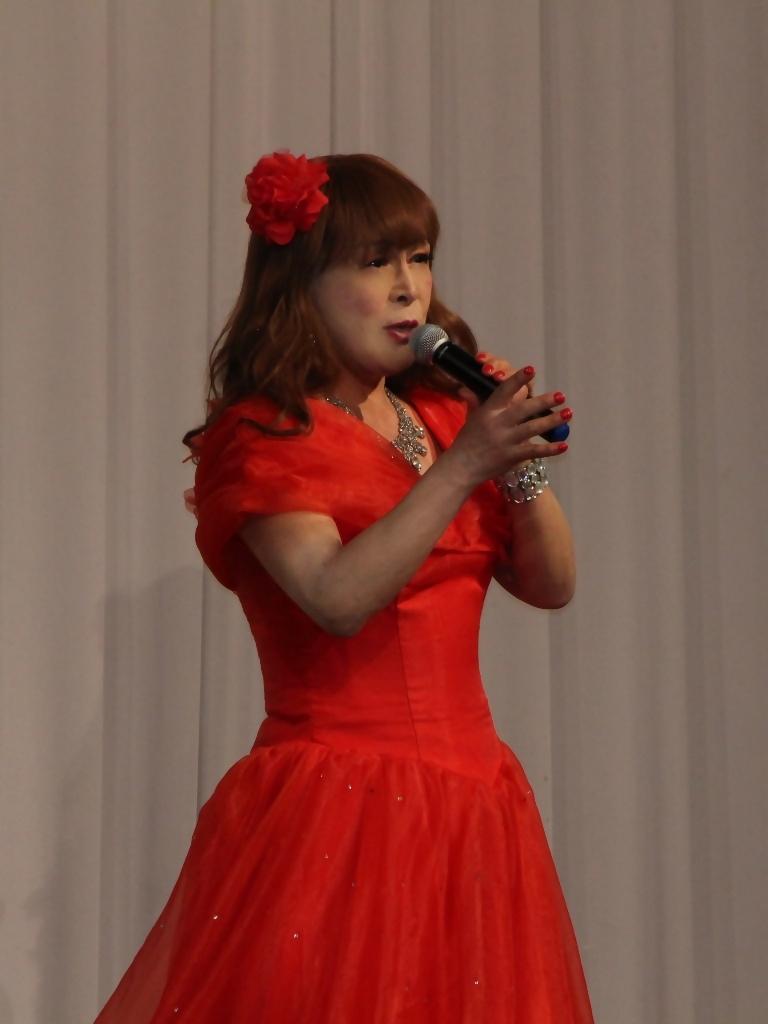 赤ドレス舞台B(7)