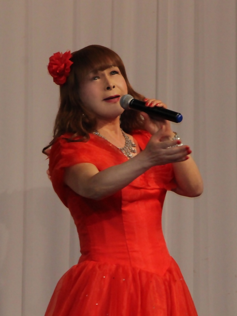 赤ドレス舞台B(8)