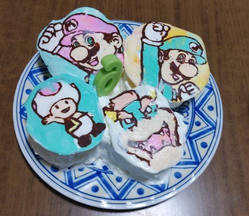 いぶきのケーキ2021