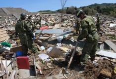 東日本大震災災害派遣