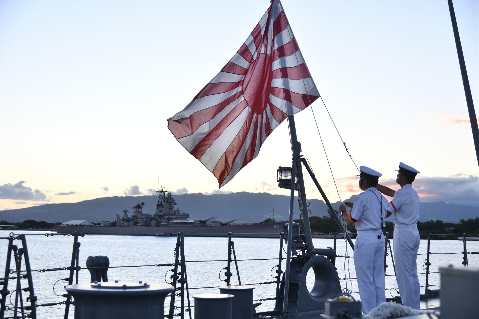 パールハーバー戦艦ミズーリ11