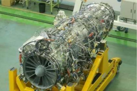 XF9-1エンジン