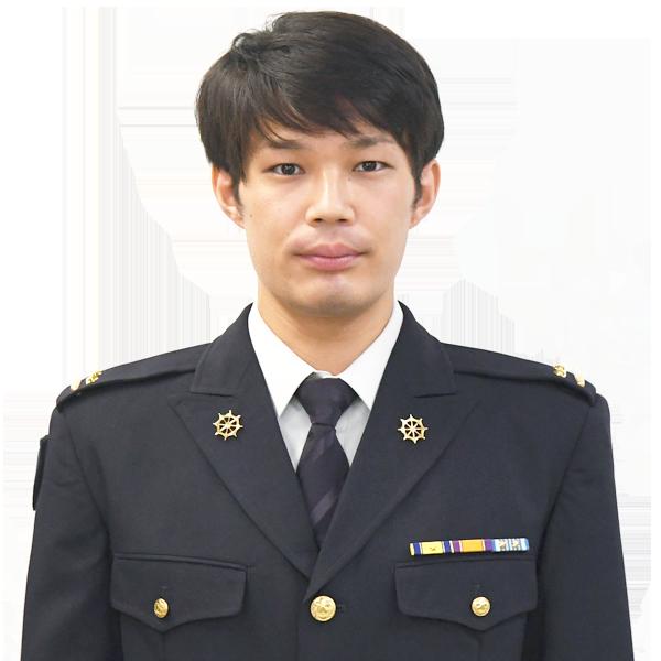 フェンシング山田2尉
