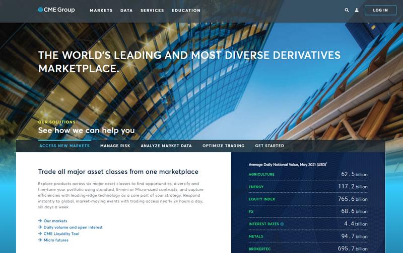 CME FedWatch 公式サイト