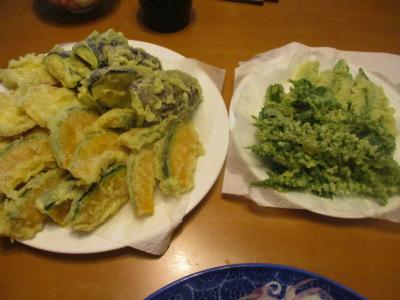 200923秋の天ぷら