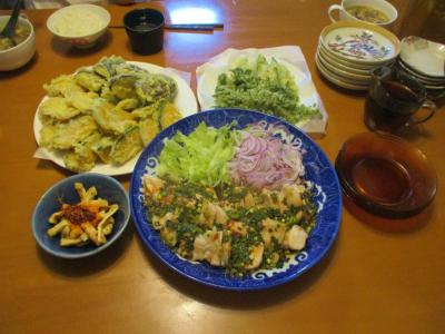 200923夕食
