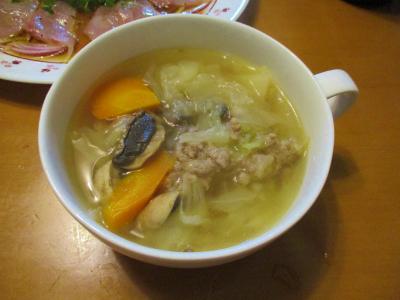 200926キャベツスープ