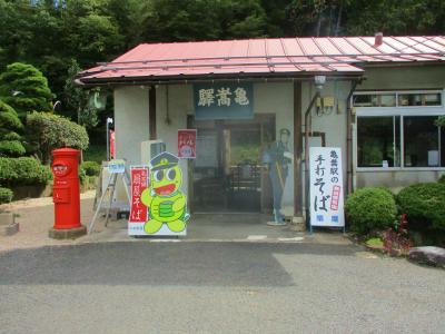 201007亀嵩駅