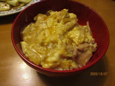 201007親子丼