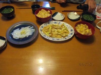 201007夕食