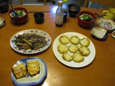 201013夕食