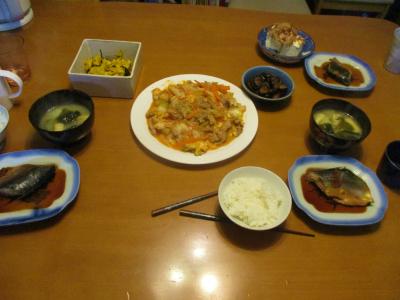 201015夕食