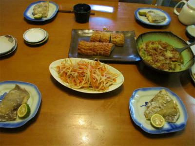 201017夕食