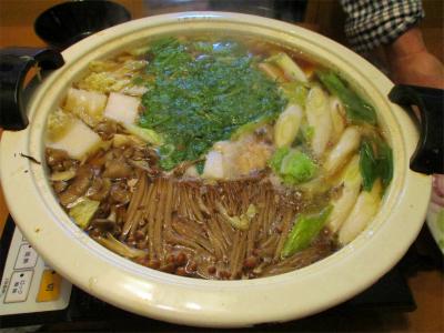 201021鶏鍋