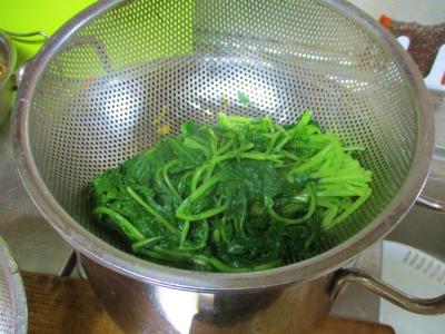 201103大根菜の下処理