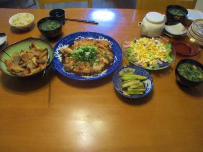 201103夕食