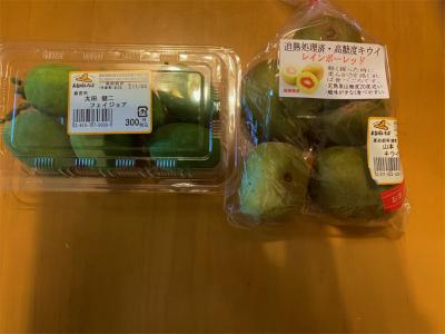 201105買って来た果物(大栄)