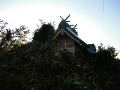 201112かさなし神社