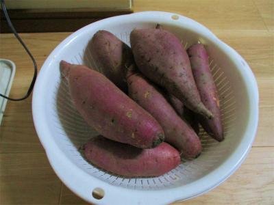 201117出荷用さつま芋
