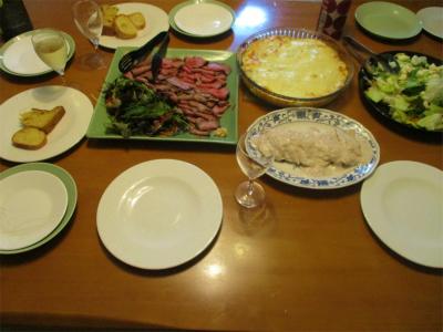 201224巣篭もり夕食