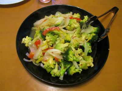 210217いろいろ野菜の炒め煮