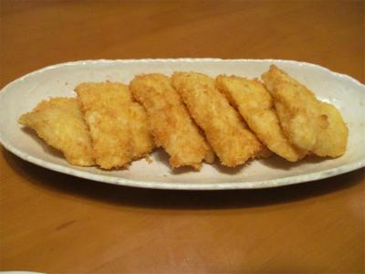 210308白味魚のフライ