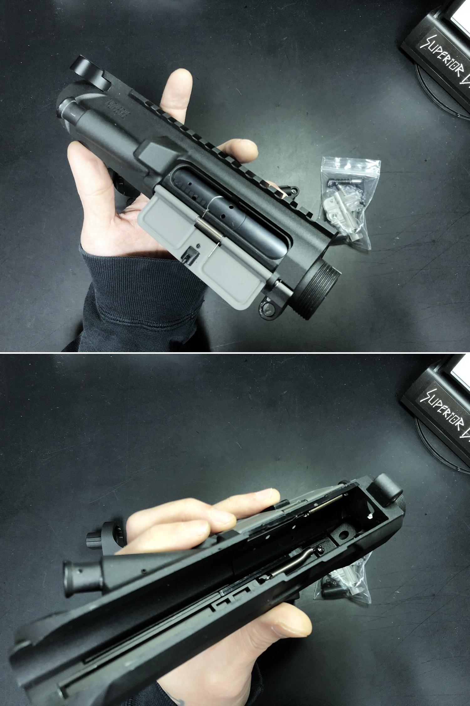 3 NOVESKE GEN3 N4 BY MADBULL!! 『第一弾』 新たにSTD民間系ARを作り始めたいと思います!! STD AR-15 M4 スタンダード 電動ガン マルイ ノベスケ ノベスキー マットブル メタルフレーム 動作テスト 組込 取付 カス