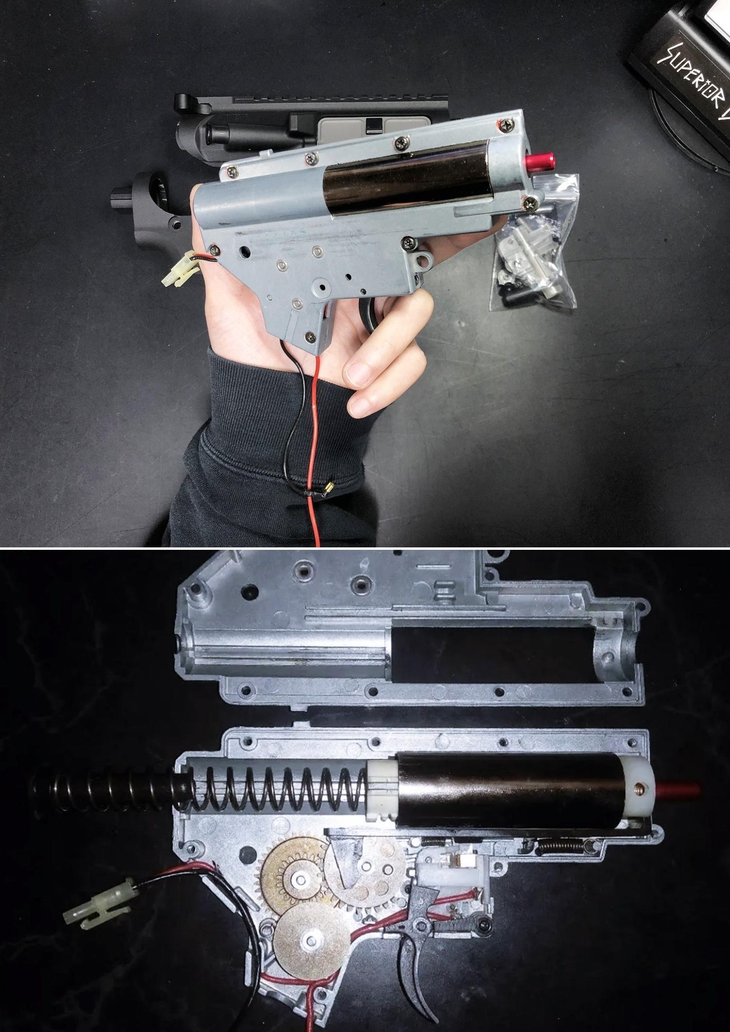 5 NOVESKE GEN3 N4 BY MADBULL!! 『第一弾』 新たにSTD民間系ARを作り始めたいと思います!! STD AR-15 M4 スタンダード 電動ガン マルイ ノベスケ ノベスキー マットブル メタルフレーム 動作テスト 組込 取付 カス