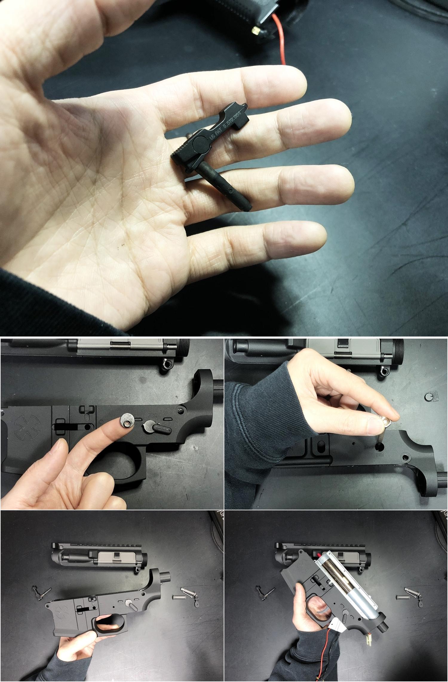 12 NOVESKE GEN3 N4 BY MADBULL!! 『第一弾』 新たにSTD民間系ARを作り始めたいと思います!! STD AR-15 M4 スタンダード 電動ガン マルイ ノベスケ ノベスキー マットブル メタルフレーム 動作テスト 組込 取付 カス