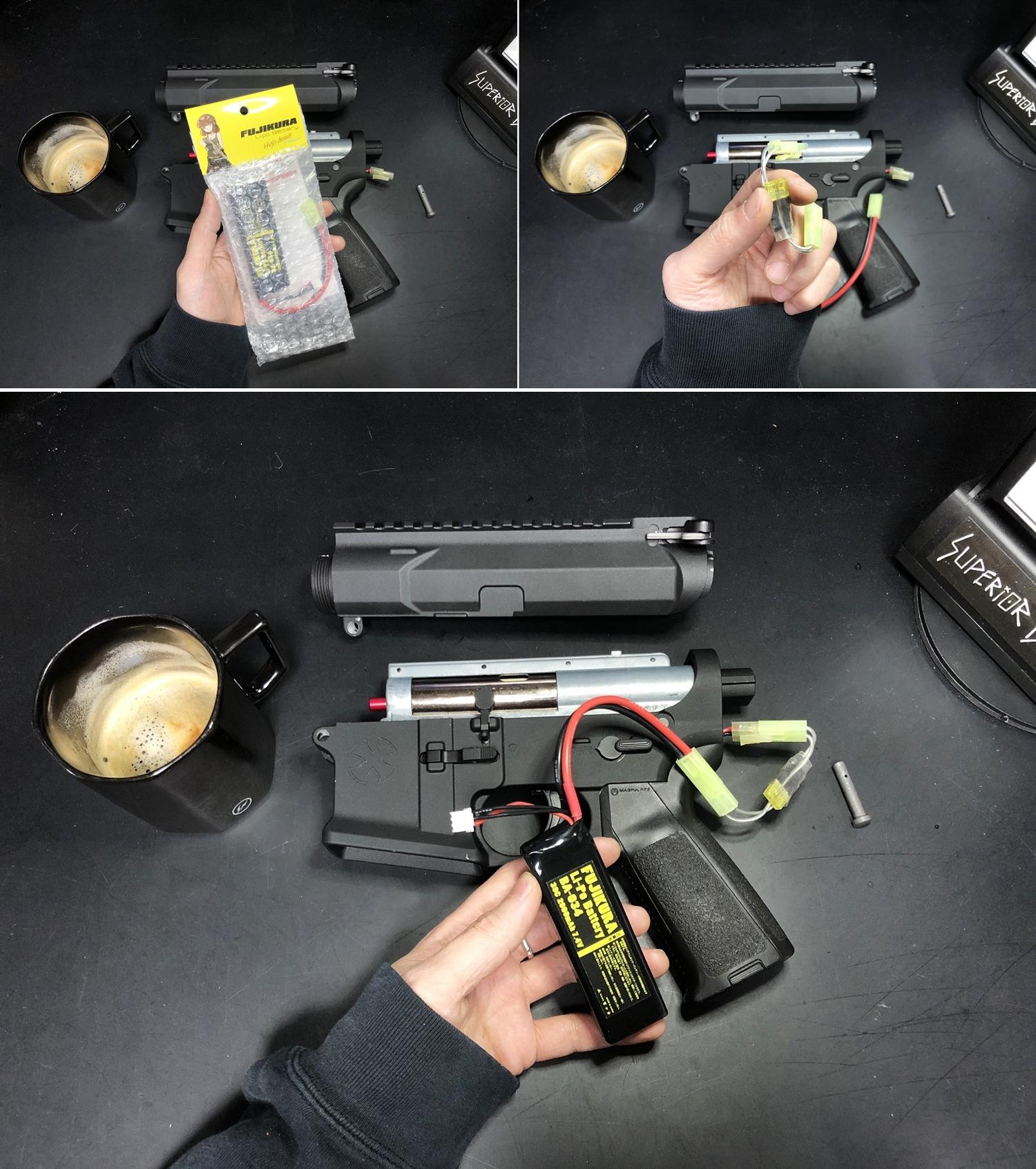 17 NOVESKE GEN3 N4 BY MADBULL!! 『第一弾』 新たにSTD民間系ARを作り始めたいと思います!! STD AR-15 M4 スタンダード 電動ガン マルイ ノベスケ ノベスキー マットブル メタルフレーム 動作テスト 組込 取付 カス