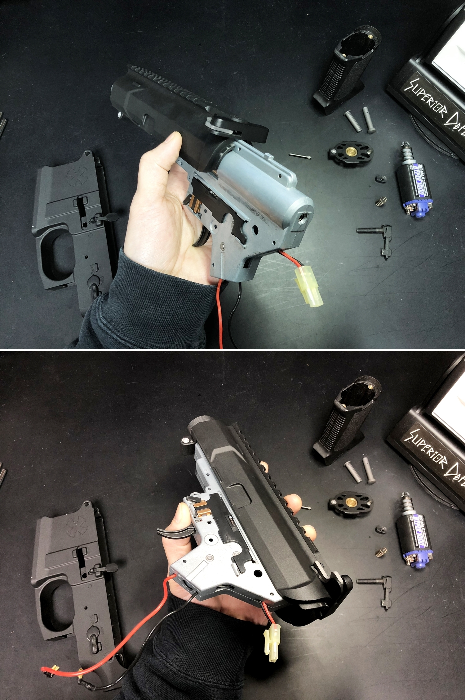 21 NOVESKE GEN3 N4 BY MADBULL!! 『第一弾』 新たにSTD民間系ARを作り始めたいと思います!! STD AR-15 M4 スタンダード 電動ガン マルイ ノベスケ ノベスキー マットブル メタルフレーム 動作テスト 組込 取付 カス