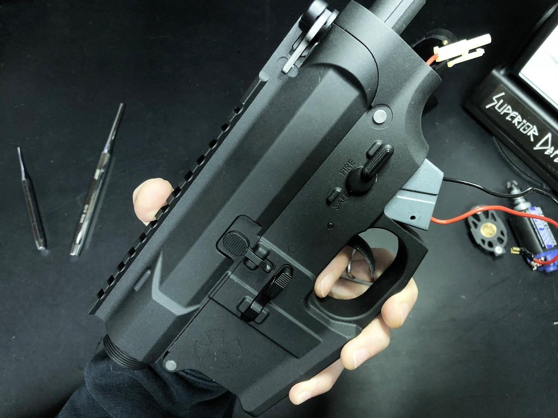 23 NOVESKE GEN3 N4 BY MADBULL!! 『第一弾』 新たにSTD民間系ARを作り始めたいと思います!! STD AR-15 M4 スタンダード 電動ガン マルイ ノベスケ ノベスキー マットブル メタルフレーム 動作テスト 組込 取付 カス