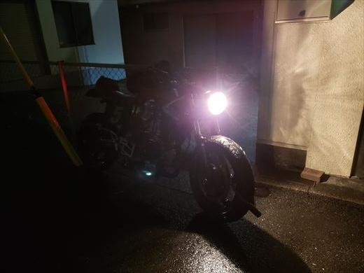 雨の日バイク (10)