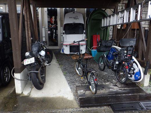 ガレージ整理 (1)
