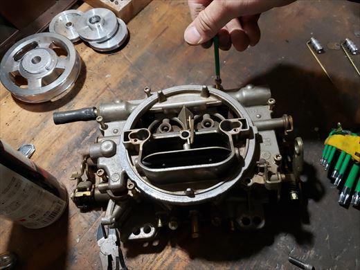 ford302エンジン部品 (27)