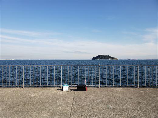 うみかぜ公園で五目釣り (4)