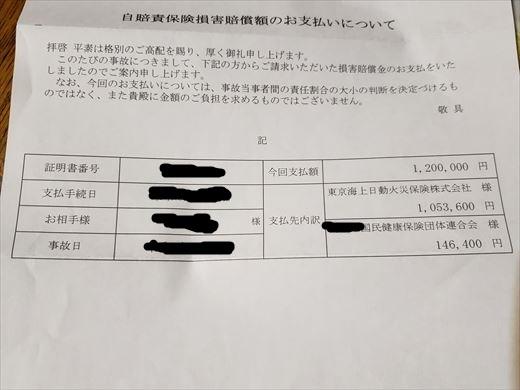 自賠責保険 (3)