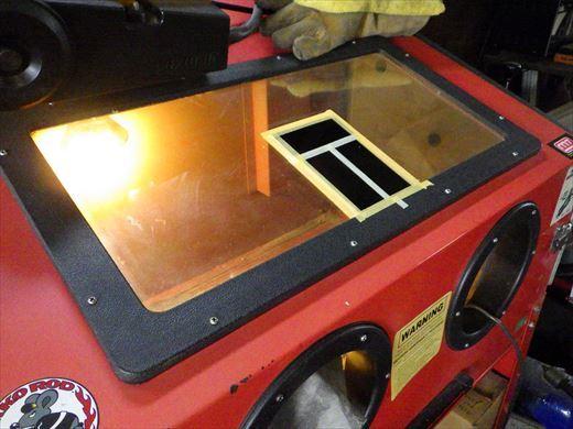 溶接BOX清掃 (1)