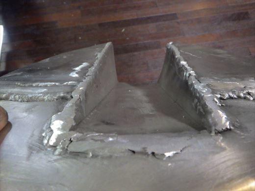 ブラストのタンク加工 (5)