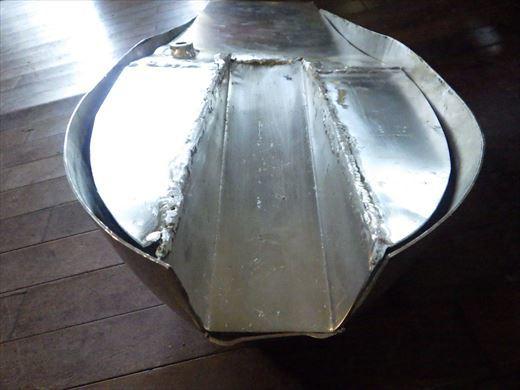 ブラストのタンク加工 (10)