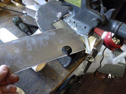 ブラストのタンク加工 (14)