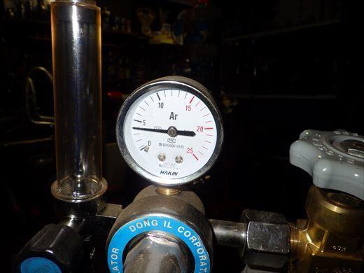 アルミタンク加工 7(8)