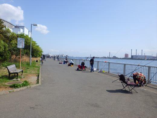 横浜で釣り (7)