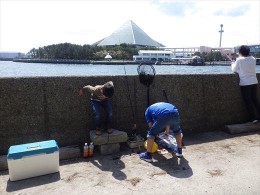 横浜で釣り (13)