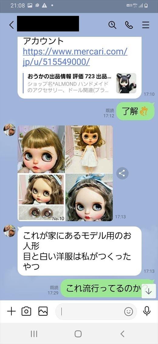 ブライス人形 (6)