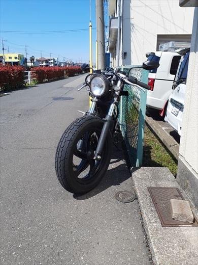 バイクにカメラ (12)