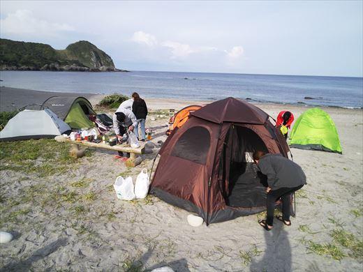 キャンプ (8)