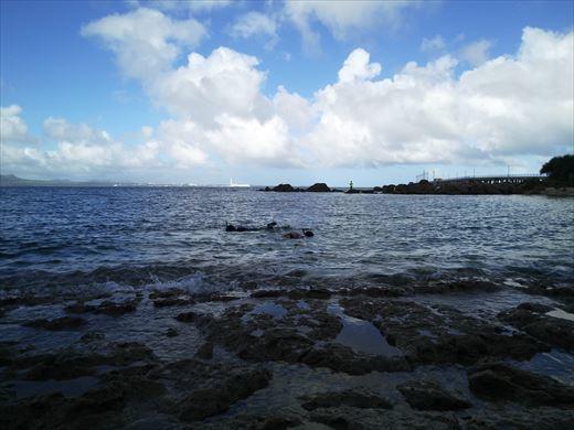 2021沖縄2日目2か所目の海 (7)